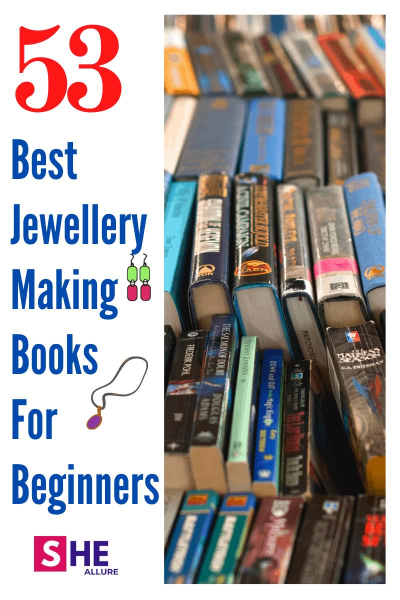 53 Jewellery making books for beginners
