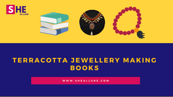 Top 19 Books to Learn Teracotta Jewellery Designing