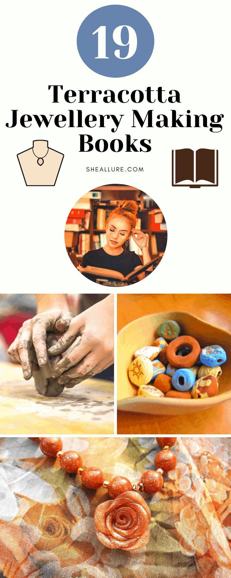 Terracotta Jewellery Making Books