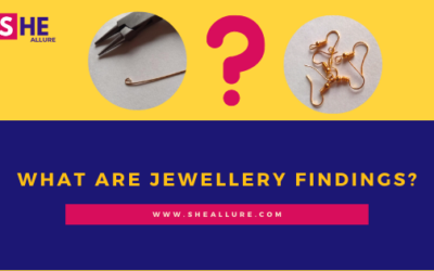 What are Jewellery Findings?