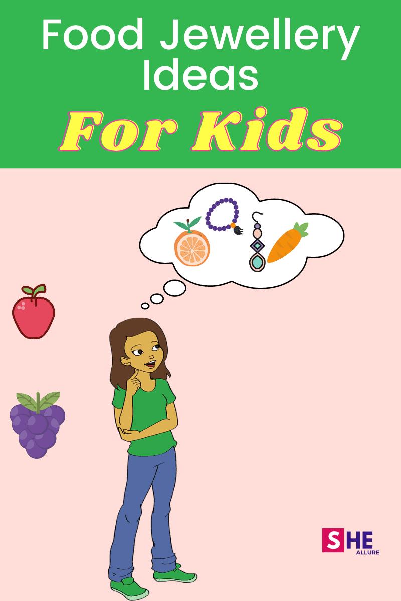 Food Jewellery Ideas for Kids