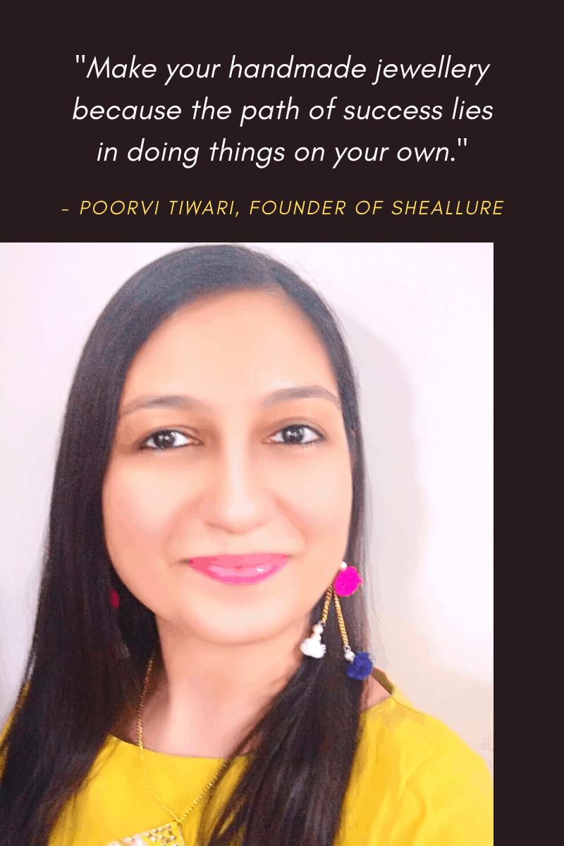 Catchy Jewellery Quotes by Poorvi