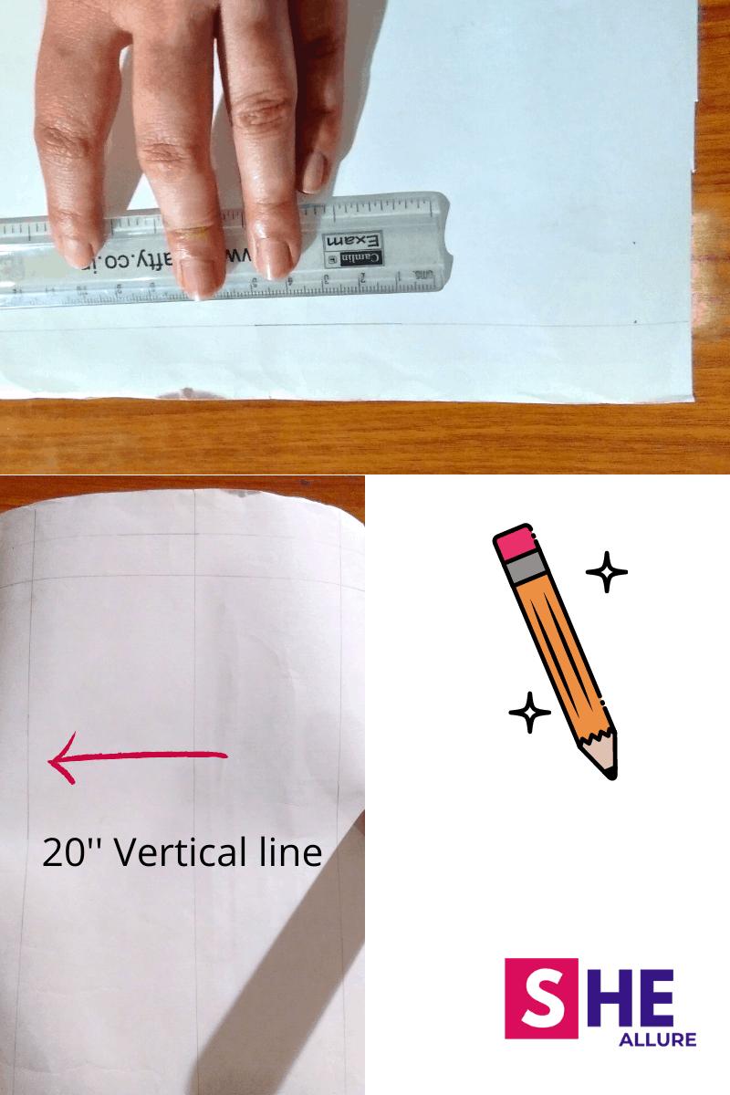 Measure Cardstock paper