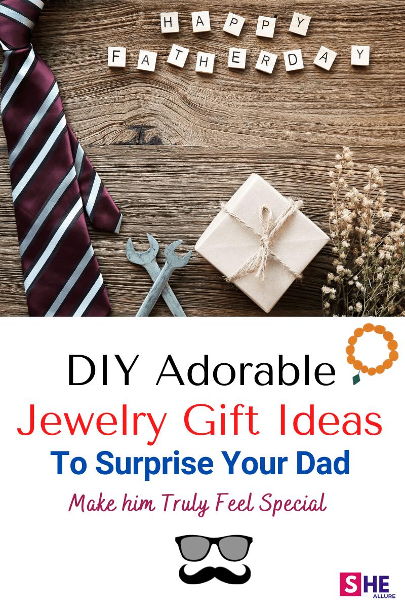 Father's day Jewelry Ideas