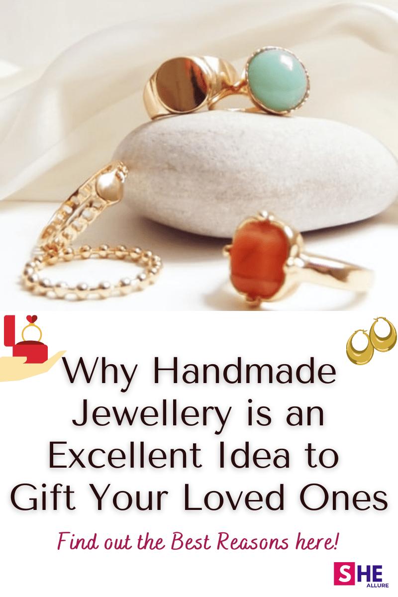 Reasons to Gift Handmade Jewelry